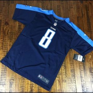 NEW Nike Tennessee Titans Marcus Mariota #8 Jersey